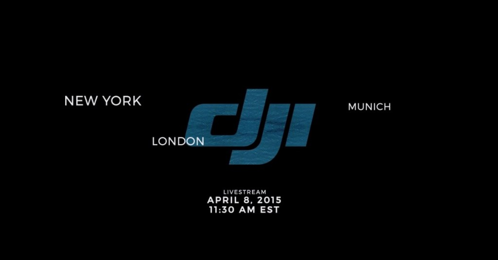 DJI Live Event Locations