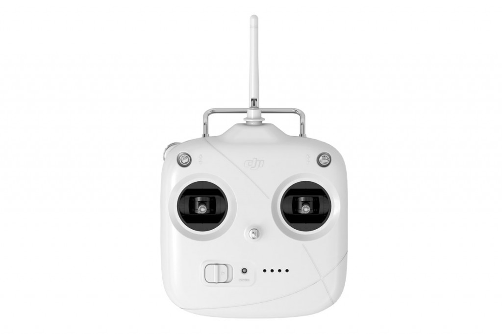 Upgraded DJI Phantom 2 Remote Control