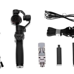 DJI Osmo Unboxing – a closer look at the handheld 4k stabilized Camera
