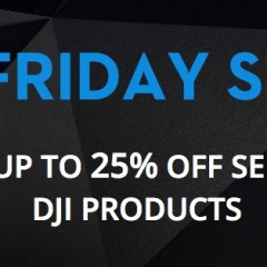Black Friday Deals for DJI Phantom 3 Professional & Standard