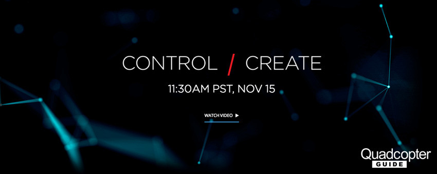 Control Create Event Video by DJI