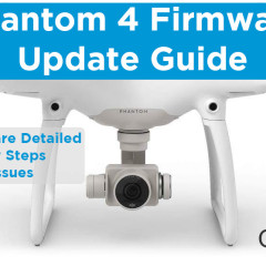 How to update Phantom 4 Firmware
