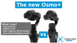 DJI launches the Osmo+ (Plus) with optical zoom
