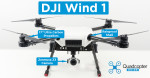 DJI Wind 1 – DJI's New Industrial Drone Leaked