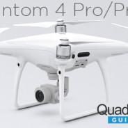DJI releases the Phantom 4 Pro and Phantom 4 Pro+