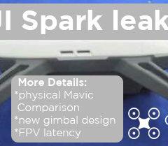 DJI Spark leaked – FPV Racer