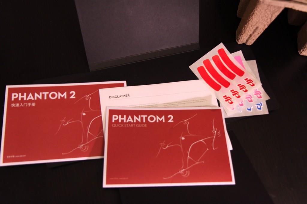Dji Phantom 2 Unboxing
