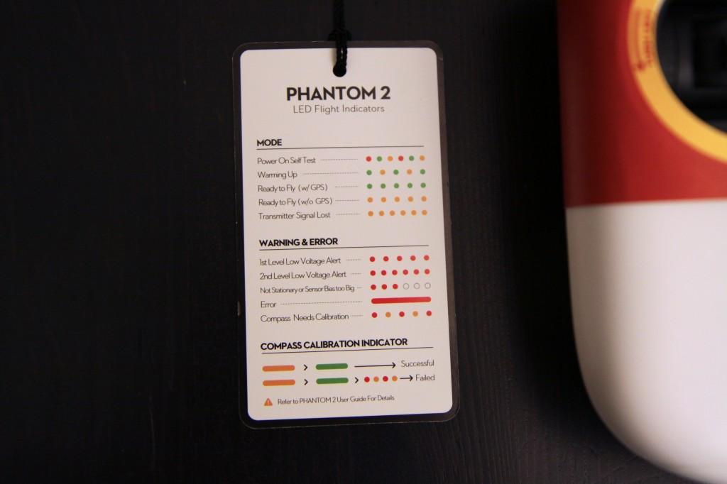 LED Flight Indicators
