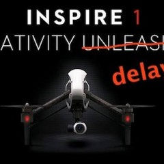 Inspire 1 delayed by DJI for quality control issues