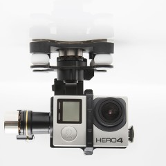 DJI announces new Zenmuse H4-3D Gimbal for Gopro 4
