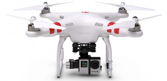Phantom 2 with Zenmuse H4-3D Gimbal Bundle now available