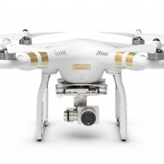 DJI Phantom 3 Professional and Advanced Announced
