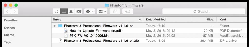 How to do a Phantom 3 Firmware Upgrade | Quadcopter Guide