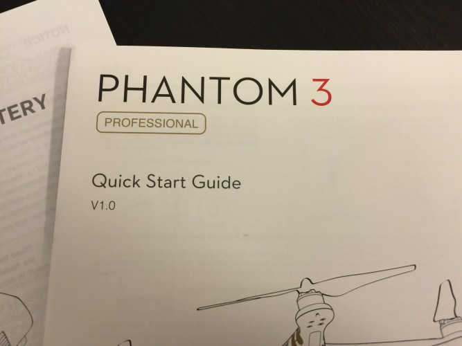 DJI Phantom 3 Professional Unboxing | Quadcopter Guide