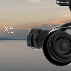 New Inspire 1 camera (Zenmuse X5 Camera) leaked DJI Inspiration Event