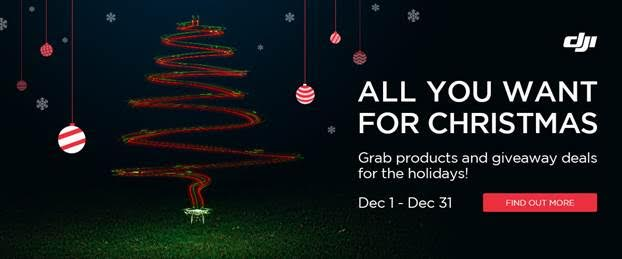 check out the 2015 dji christmas specials deals here - Christmas Deals 2015