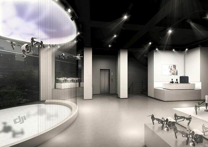 DJI_Korea_Flagship_Store__flight_cage_area_