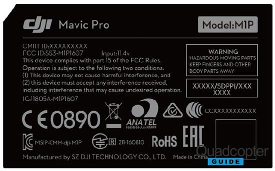 mavic_pro_fccid_qcg