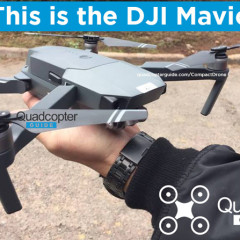 DJI Mavic drone images leaked