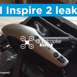 DJI Inspire 2 Rumors & Leaks