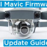 DJI Mavic Pro Firmware Update Guide