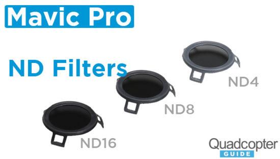 Mavic ND Filters