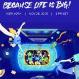 DJI Osmo Pocket – Because Life is Big Event – Nov 28th