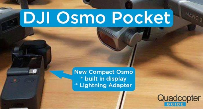 DJI Osmo Pocket Leaked