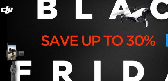 Best DJI Black Friday Deals – Mavic 2 Pro, Mavic Air and more!