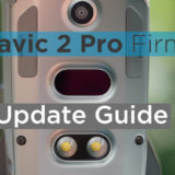 how long is a firmware update on dji mavic