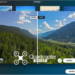 AirMagic – Simple & Quick way to awesome images