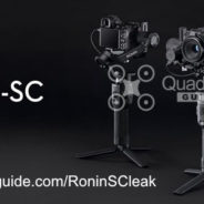 DJI Ronin SC – Challenge Accepted DJI Event July 17th