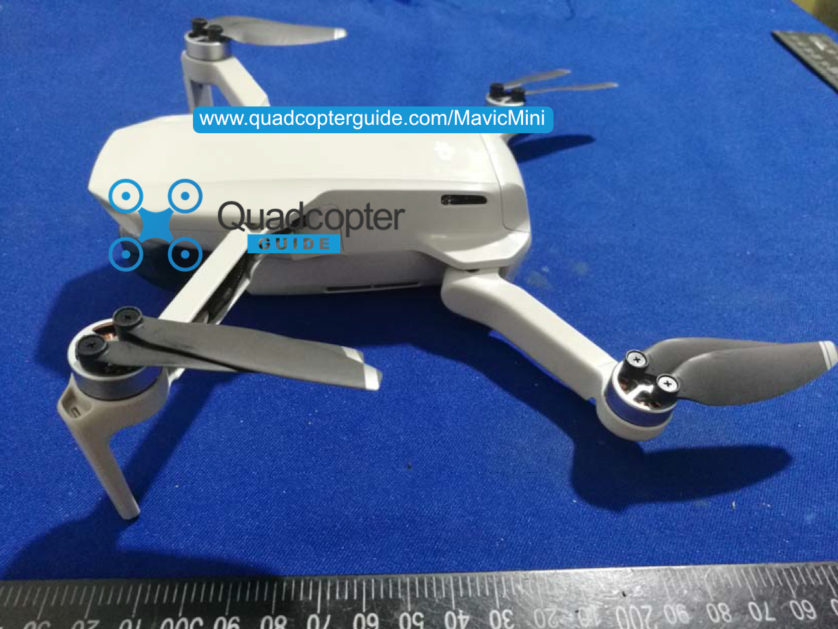 left side of the newly leaked drone