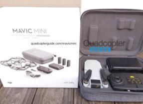 DJI Mavic Mini Pricing Details