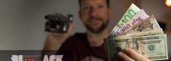 DJI Black Friday 2019 Deals! Cheapest Mavic 2 Pro ever!