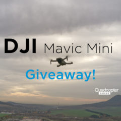 FREE Mavic Mini Giveaway – Details on how to WIN!