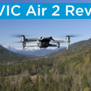 DJI Mavic Air 2 – Hands On Review!