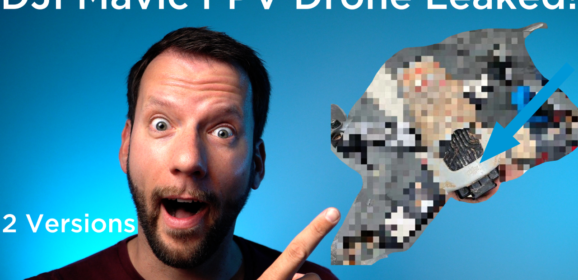 DJI Mavic FPV Racing Drone Leaked – All the Details!