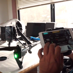 DJI Inspire 1 T600 leaked with photos & Update